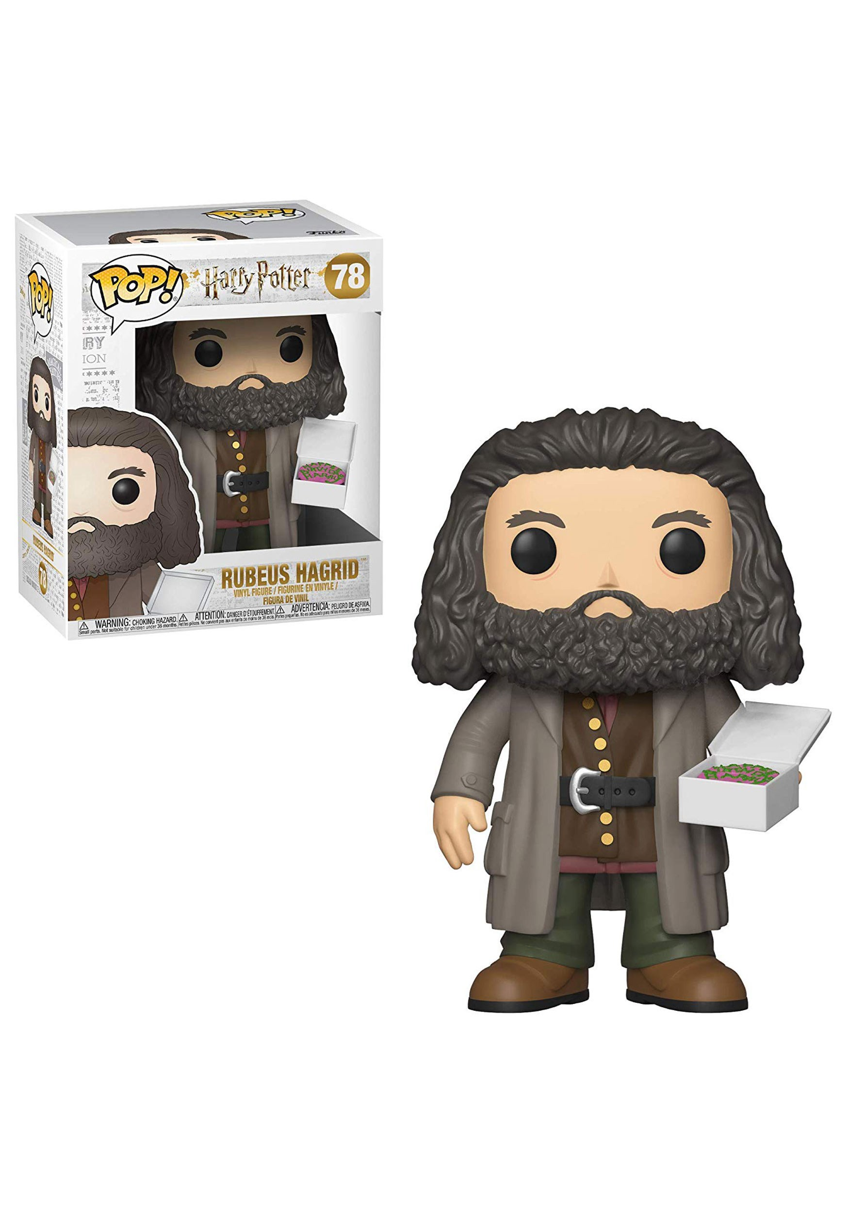 Pop! Harry Potter- 6 Hagrid with Birthday Cake