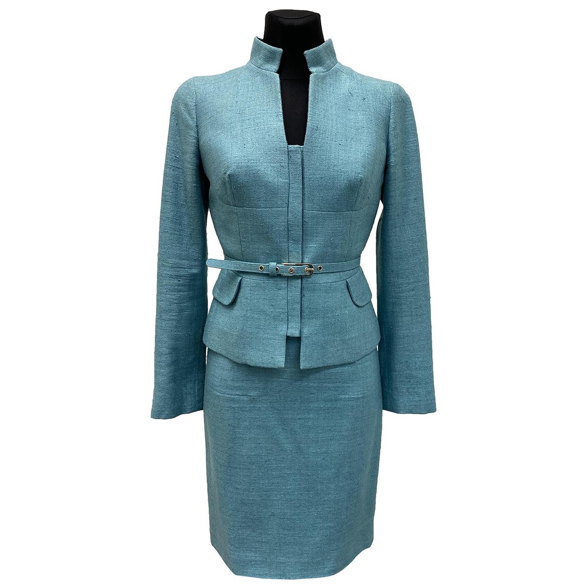 Versace - Veste   pour femme - turquoise