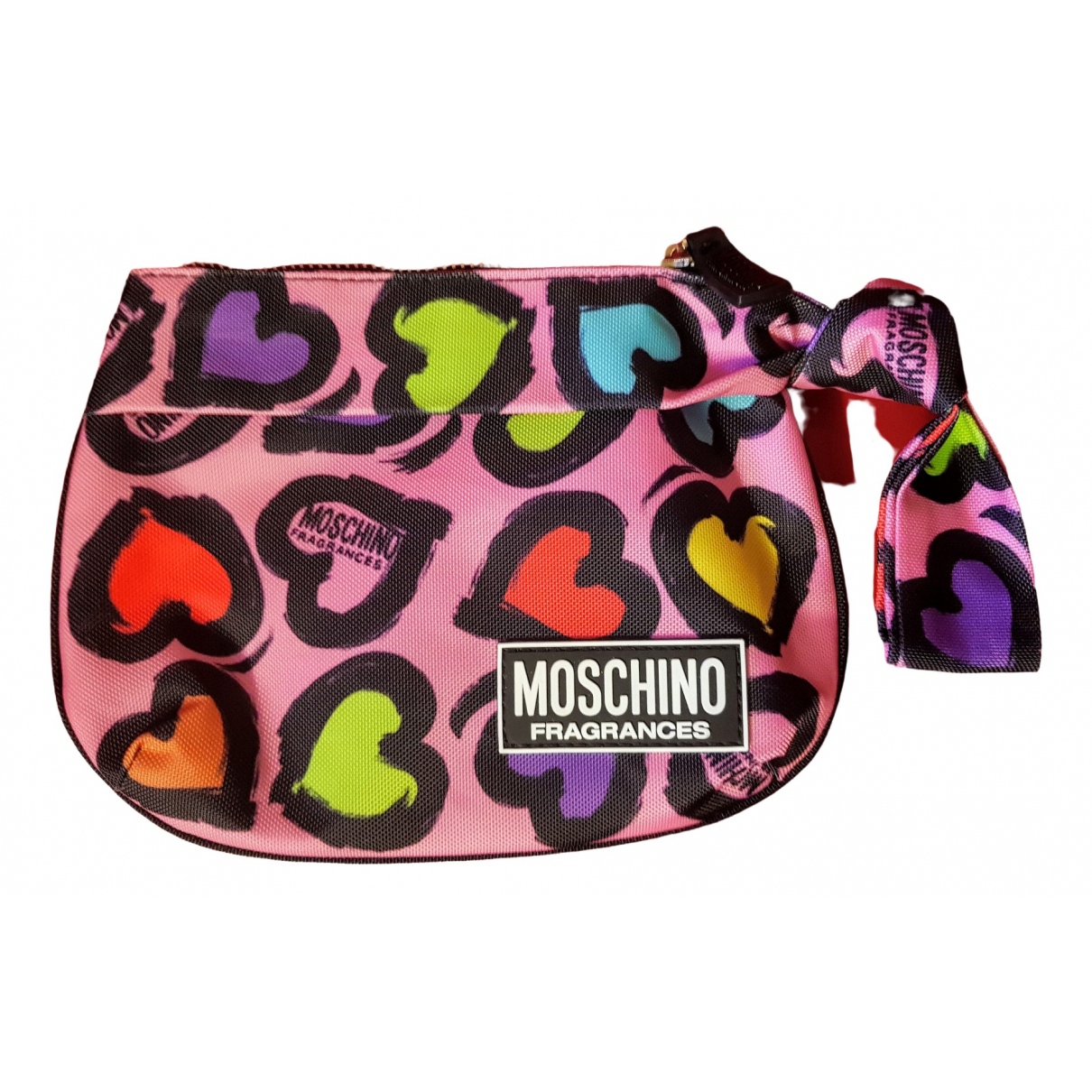 Moschino - Sac de voyage   pour femme - multicolore