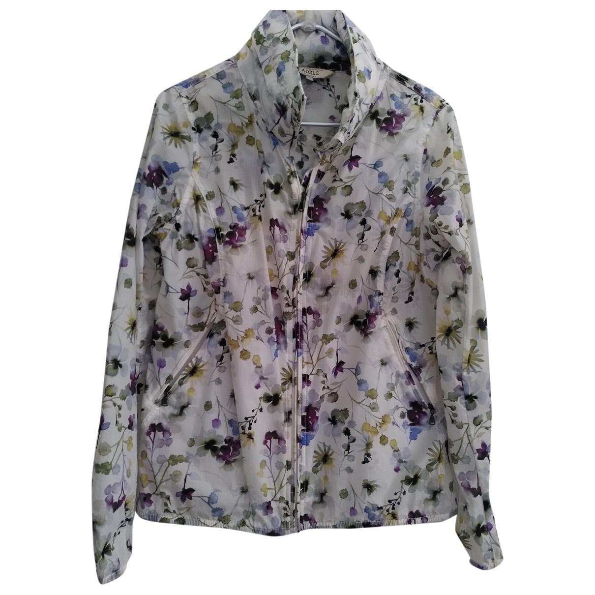 Aigle \N Multicolour jacket for Women 38 FR