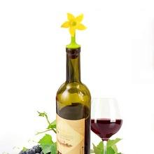Flower Shaped Wine Stopper