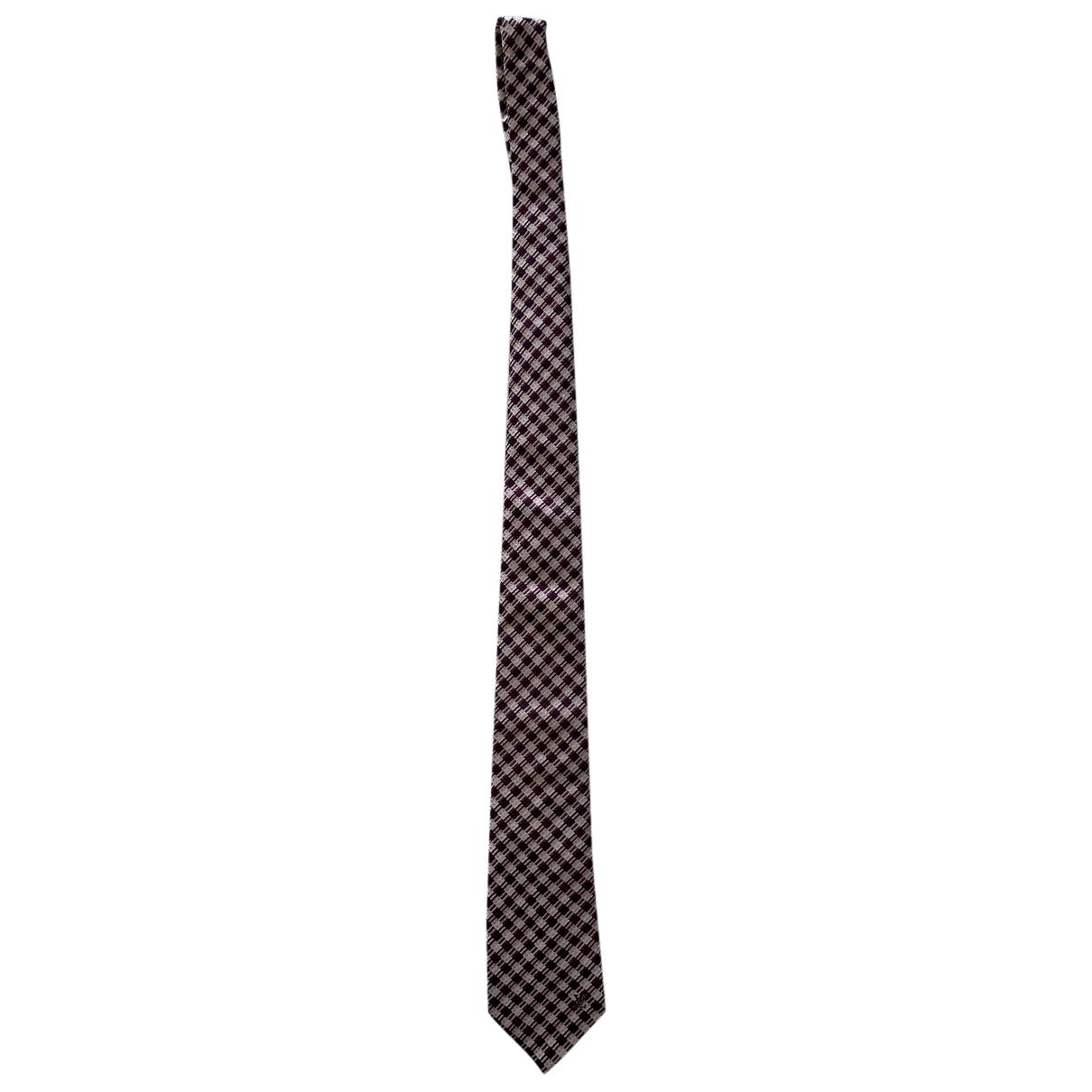 Louis Vuitton - Cravates   pour homme en soie - multicolore