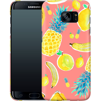 Samsung Galaxy S7 Edge Smartphone Huelle - Fruit Love von Mukta Lata Barua