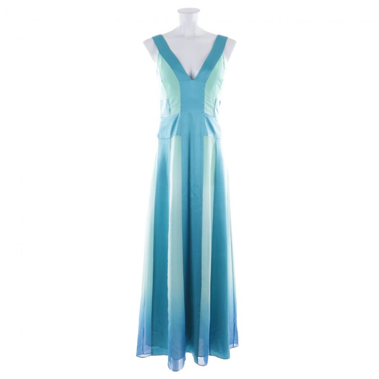 Vestido de Seda Matthew Williamson