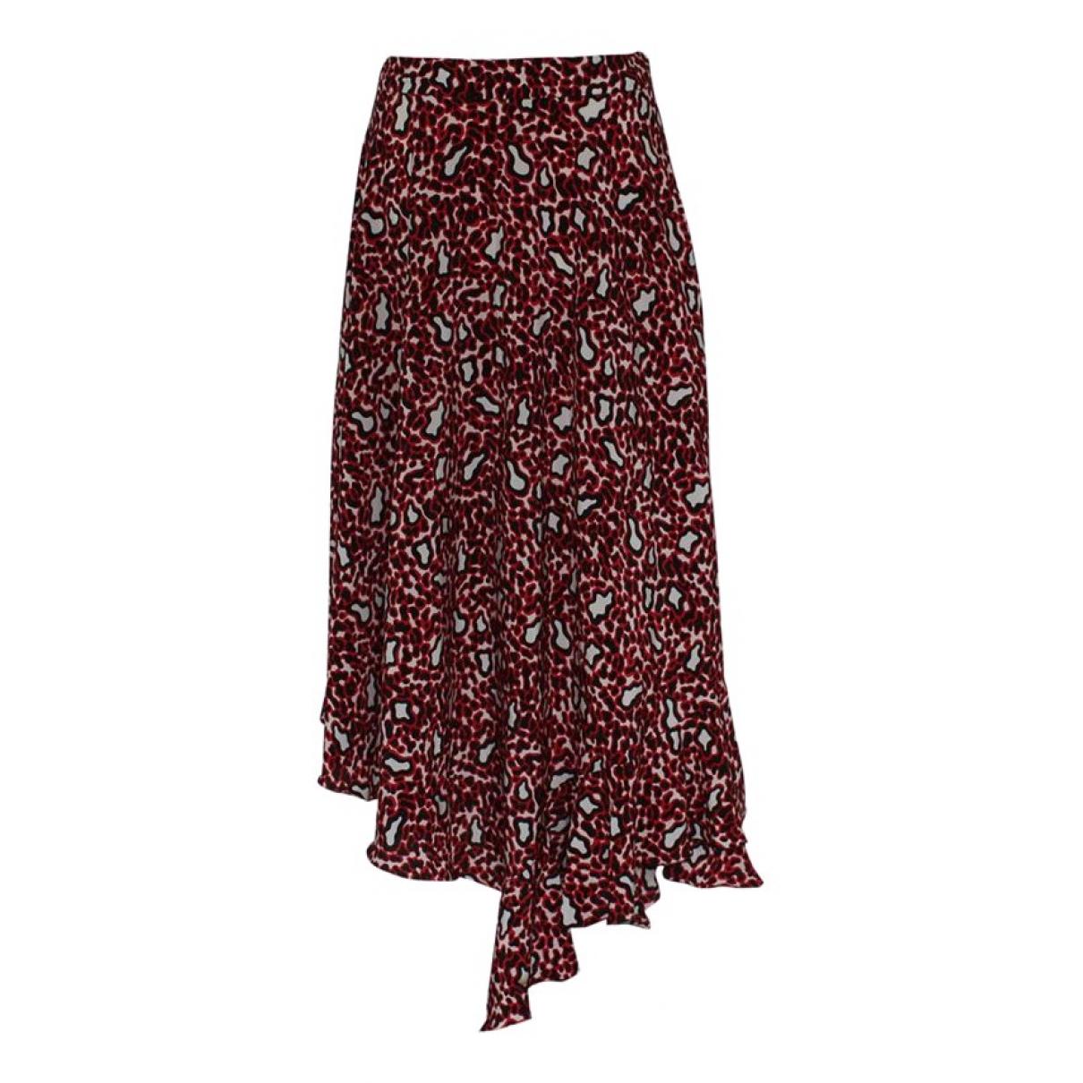 Stella Mccartney \N Multicolour Silk skirt for Women 44 IT