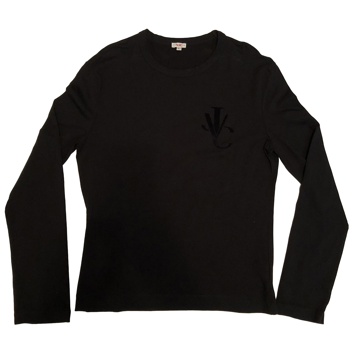 Versace Jeans \N T-Shirts in  Schwarz Baumwolle