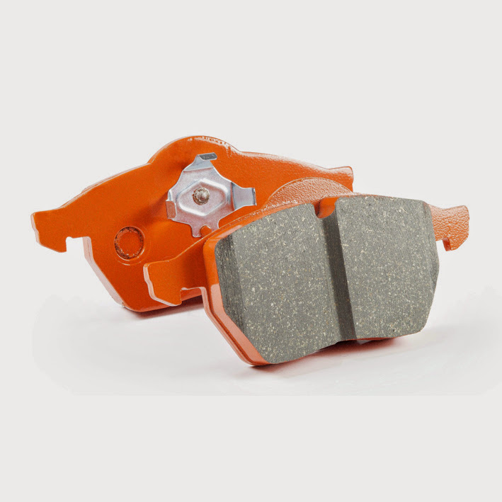 EBC Brakes DP93064 Orangestuff is a full race material for demanding track conditions. Chevrolet