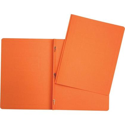 Hilroy DUO-TANG Presentation Cover, Letter Size, 1 cover per pack - Orange 222778