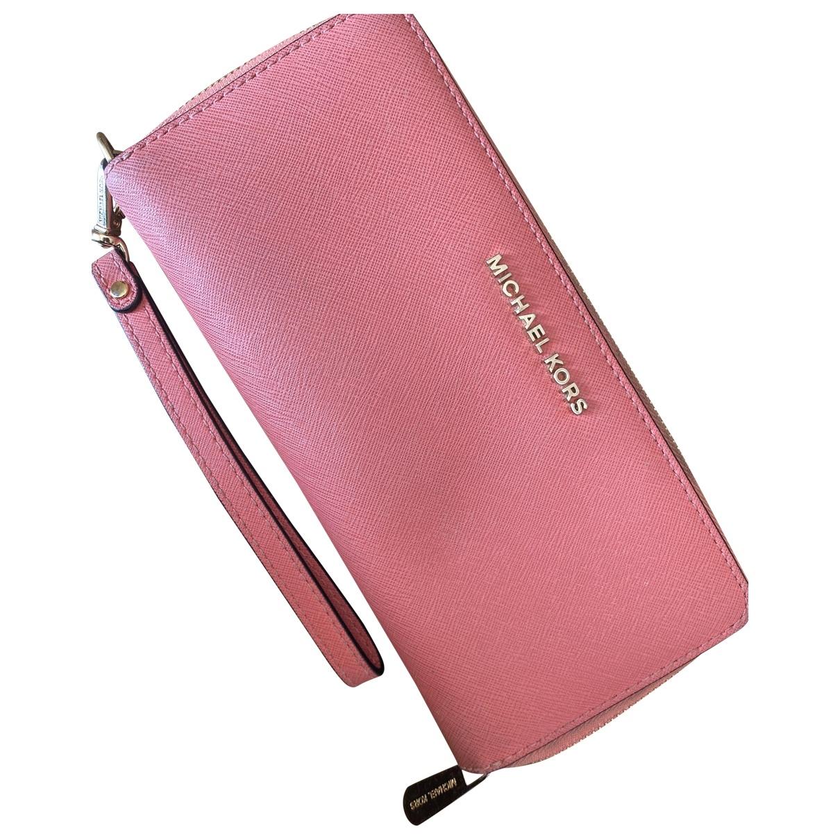 Michael Kors Jet Set Leather wallet for Women \N