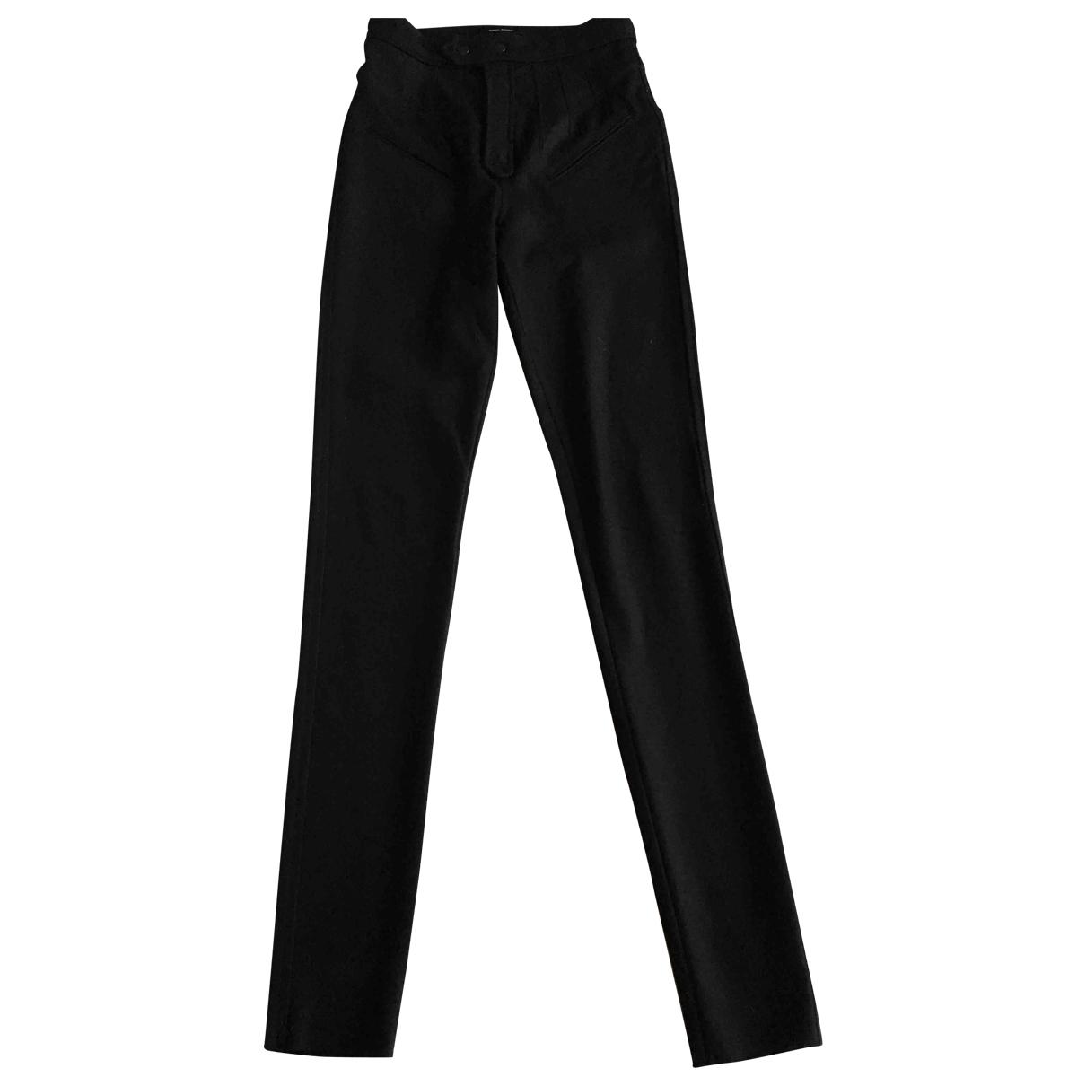 Pantalon pitillo de Lana Isabel Marant