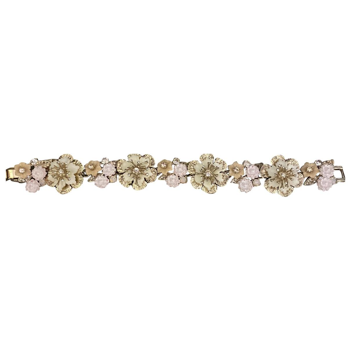 Marchesa \N Multicolour Crystal bracelet for Women \N