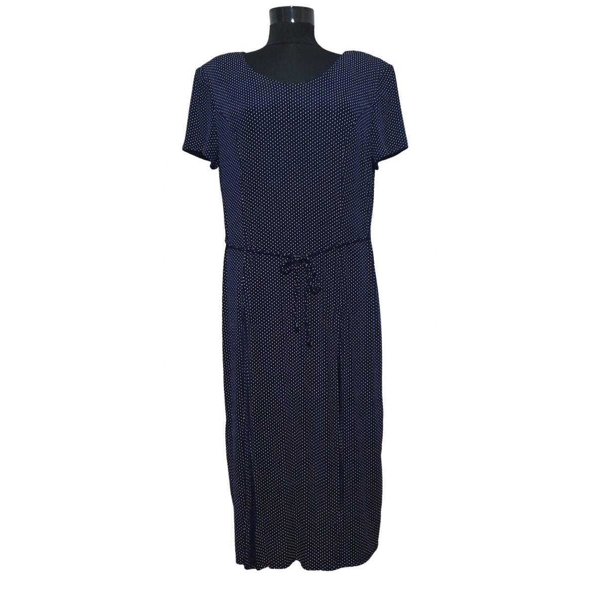 Joseph Ribkoff \N Kleid in  Blau Polyester