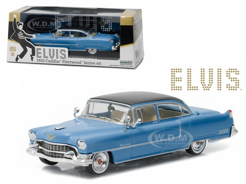 Elvis Presley 1955 Cadillac Fleetwood Series 60