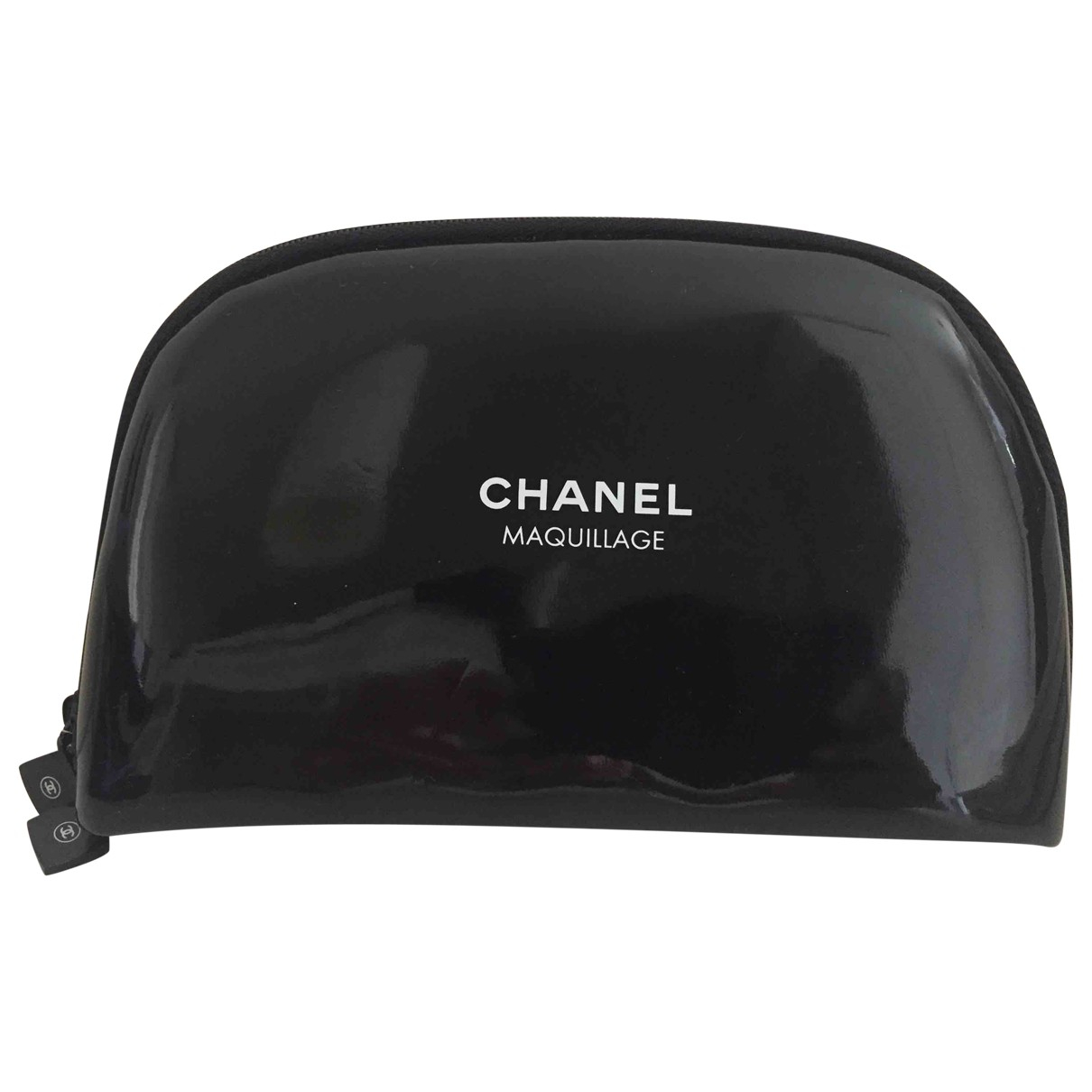 Chanel \N Reisetasche in  Schwarz Synthetik