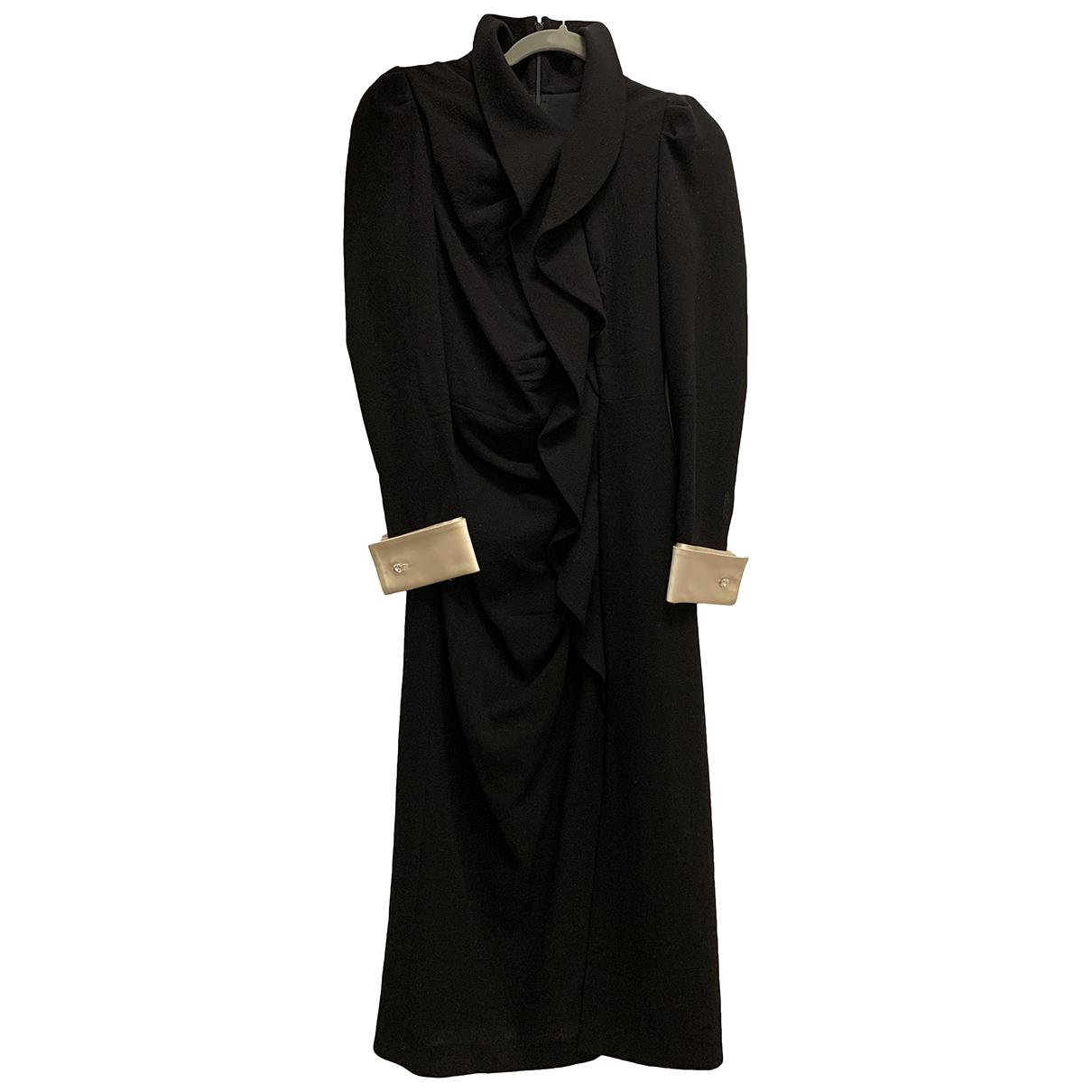 Maxi vestido de Lana Gucci