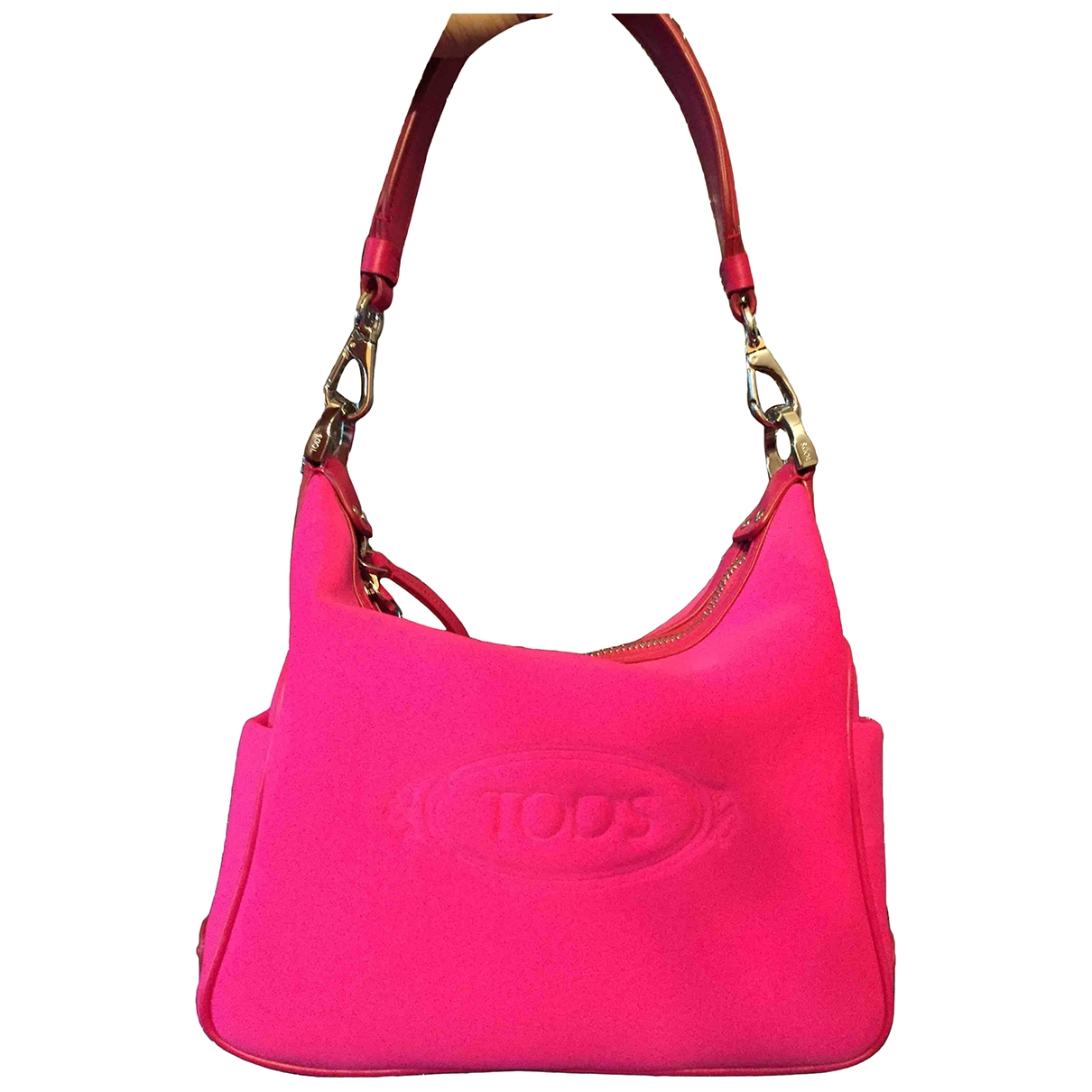 Tods - Sac a main   pour femme - rose