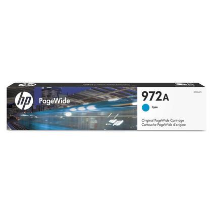 HP 972A L0R86AN Original Cyan PageWide Ink Cartridge