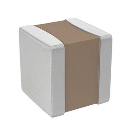 Vishay 2525 (6464M) 100pF Multilayer Ceramic Capacitor MLCC 3.6kV dc ±1% SMD VJ2525D101FXWMW