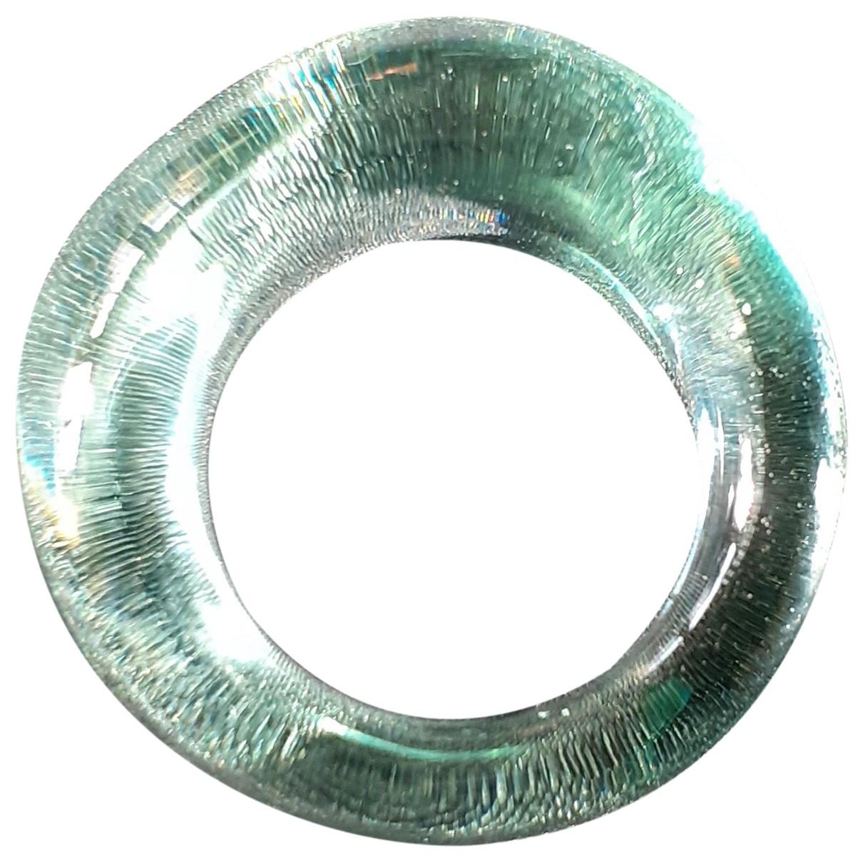 Baccarat - Bague   pour femme en cristal - vert