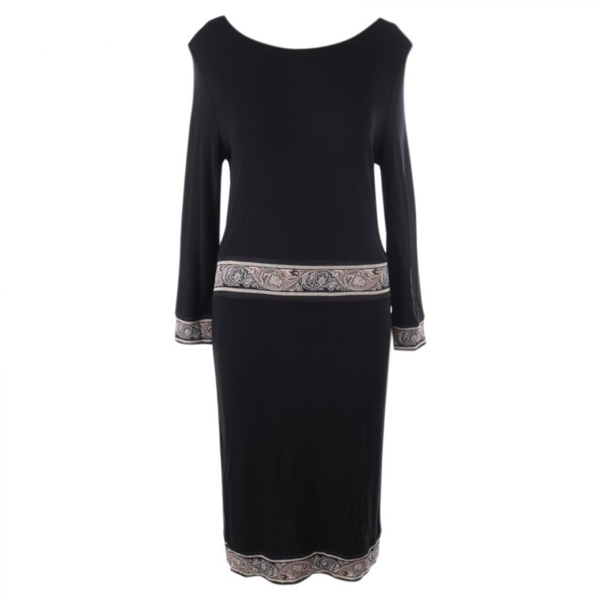 Etro \N Black dress for Women 38 FR