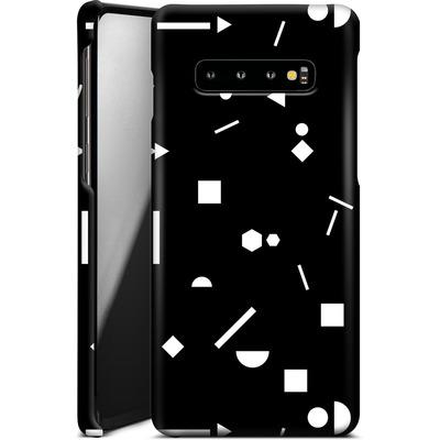 Samsung Galaxy S10 Plus Smartphone Huelle - My Favourite Pattern 3 von Mareike Bohmer