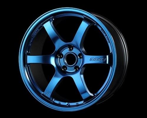 GramLights WGI435WSE 57DR Wheel 19x9.5 5x120 35mm Sputter Blue