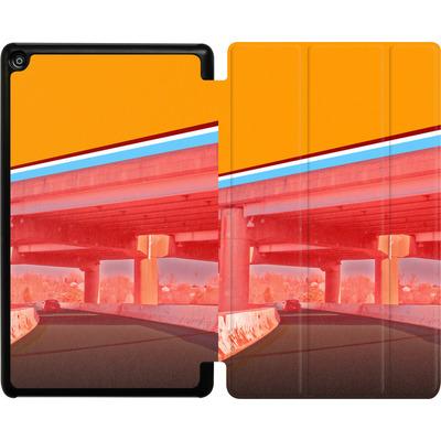 Amazon Fire HD 8 (2018) Tablet Smart Case - Bridge von Brent Williams