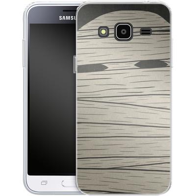 Samsung Galaxy J3 (2016) Silikon Handyhuelle - MUMMY von caseable Designs