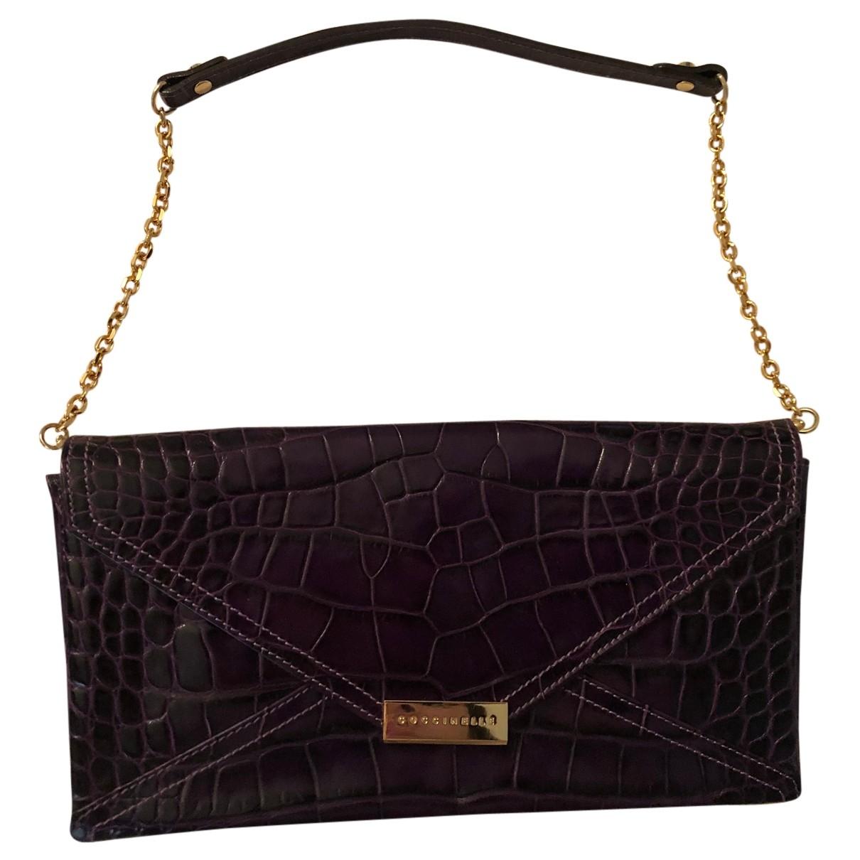 Coccinelle \N Purple Clutch bag for Women \N