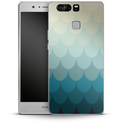 Huawei P9 Silikon Handyhuelle - Scales von caseable Designs