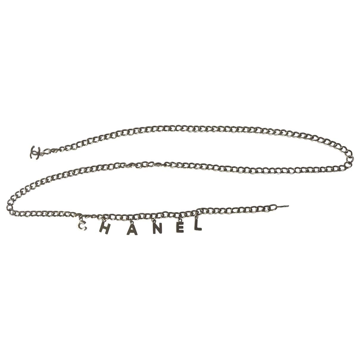 Chanel \N Gold Metal belt for Women L International