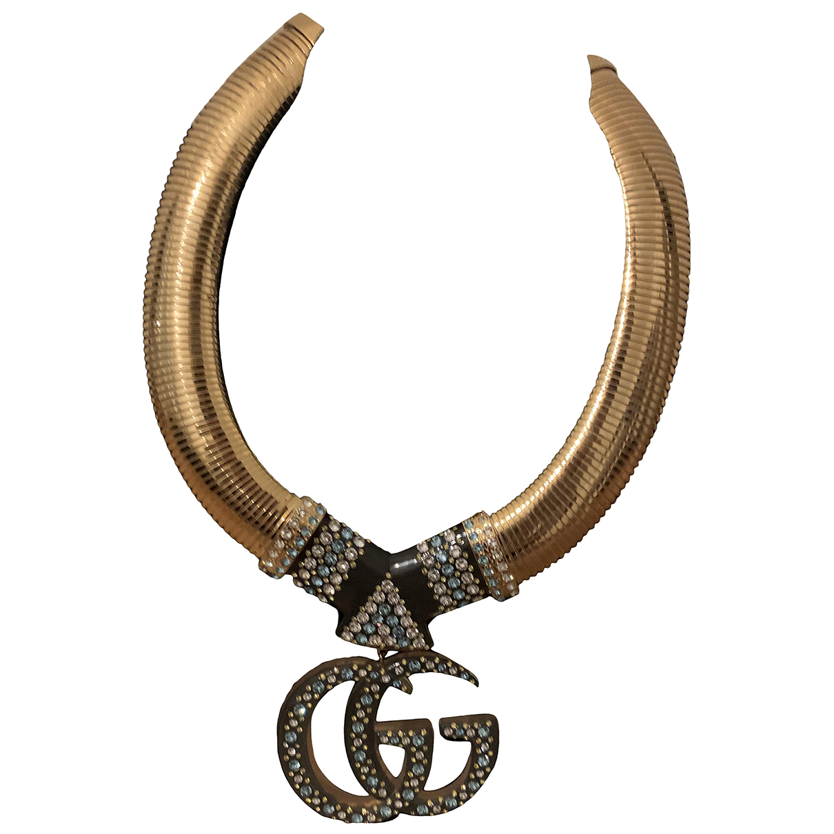 Gucci - Bijoux   pour homme en metal - dore