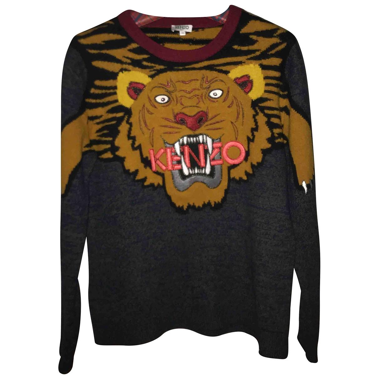 Kenzo \N Multicolour Wool Knitwear & Sweatshirts for Men M International