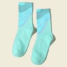 Color Block Socks
