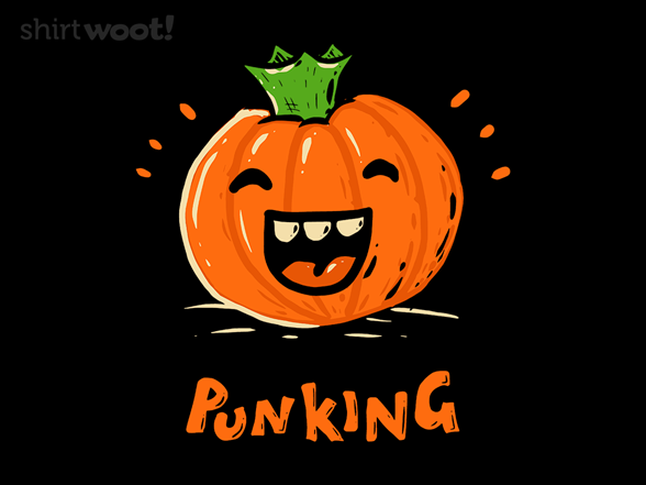 Punking T Shirt