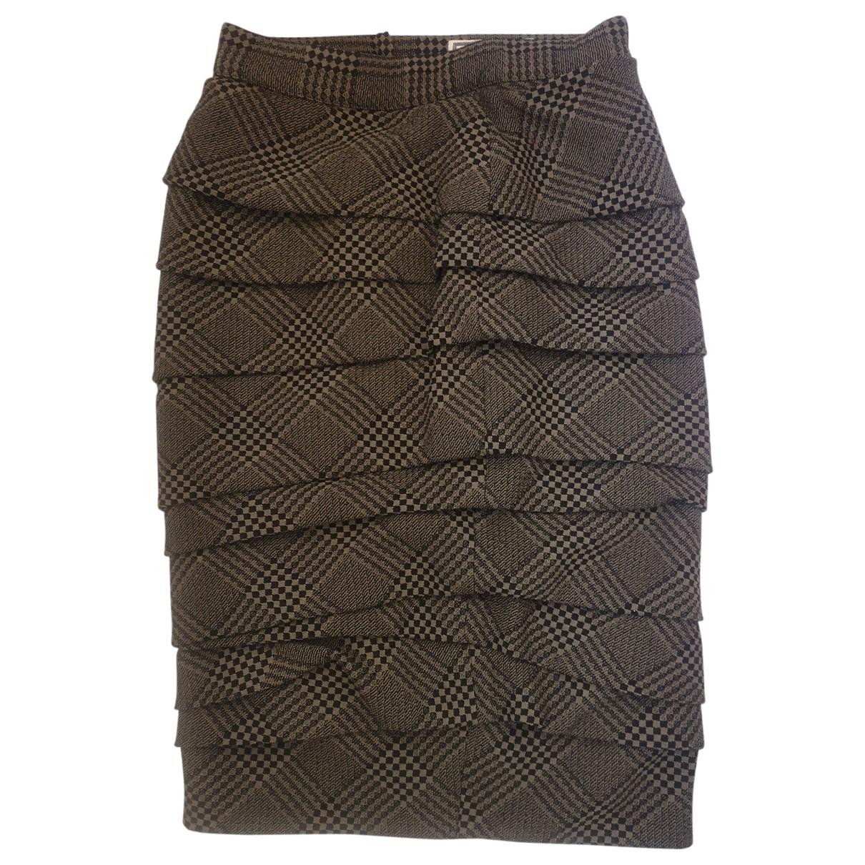 Gianni Versace \N Rocke in  Bunt Wolle
