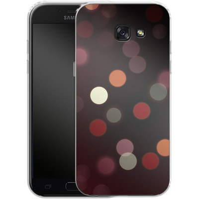 Samsung Galaxy A5 (2017) Silikon Handyhuelle - Bokeh von SONY