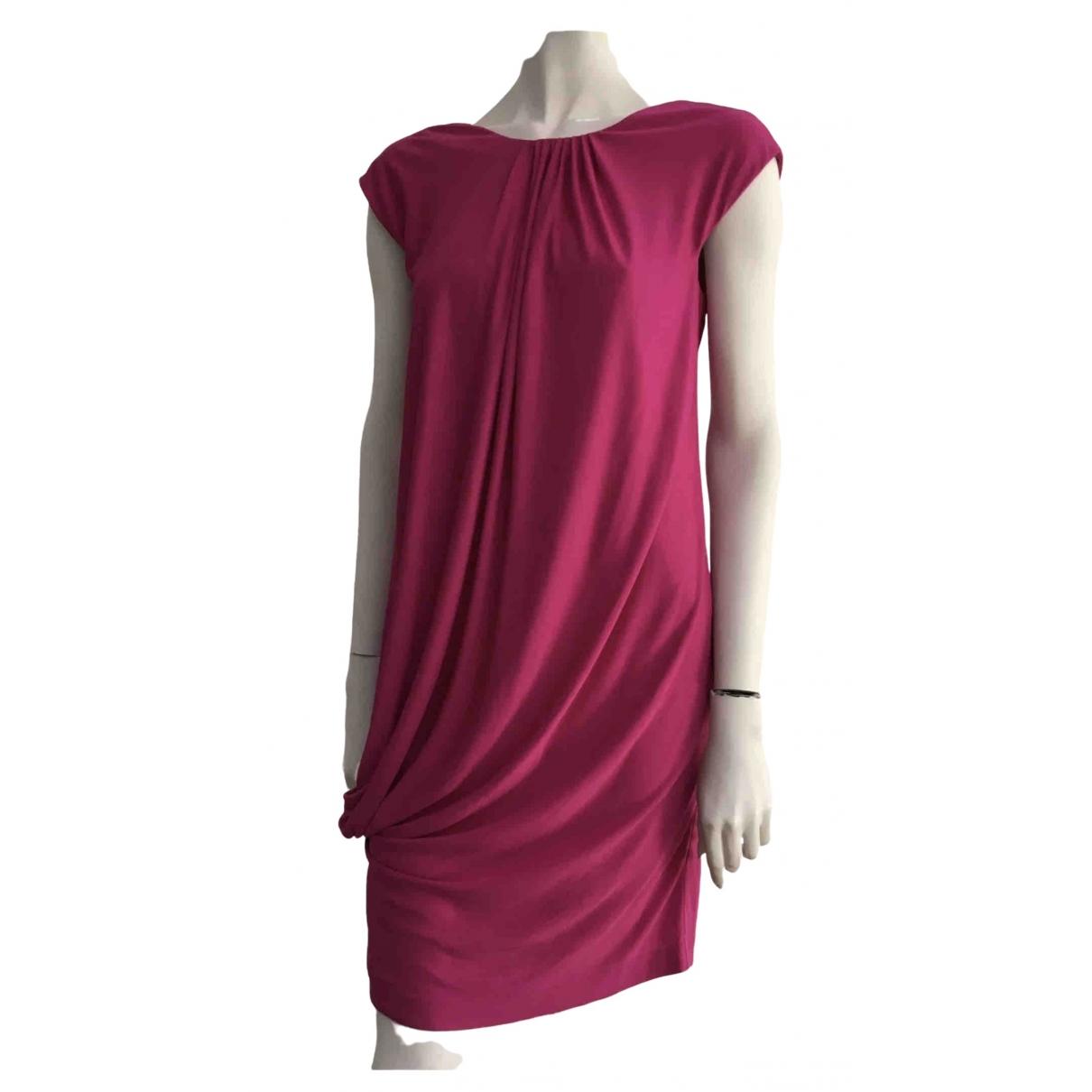 Hoss Intropia \N Pink dress for Women 36 FR