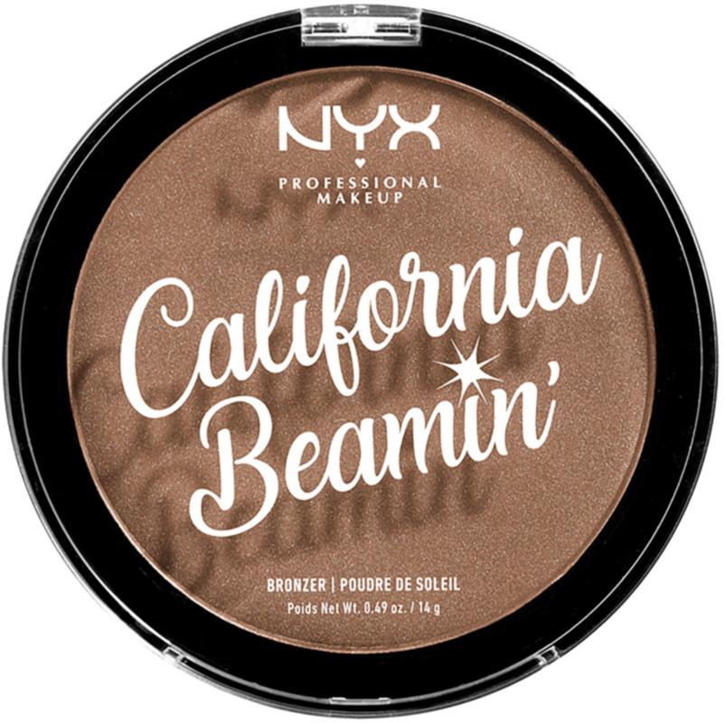 California Beamin Face & Body Bronzer - The Golden One (golden tan)
