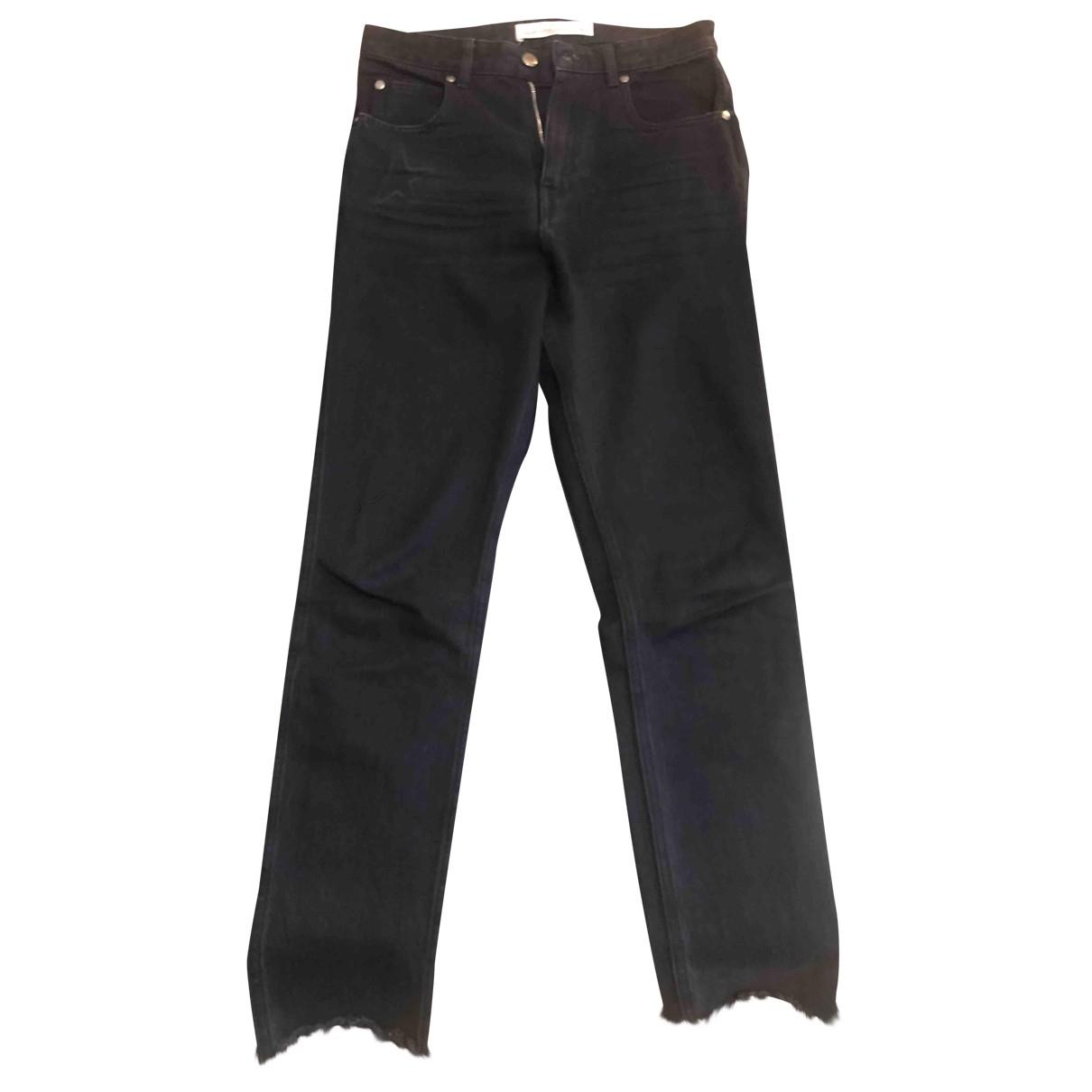 Golden Goose - Jean   pour femme en denim - noir