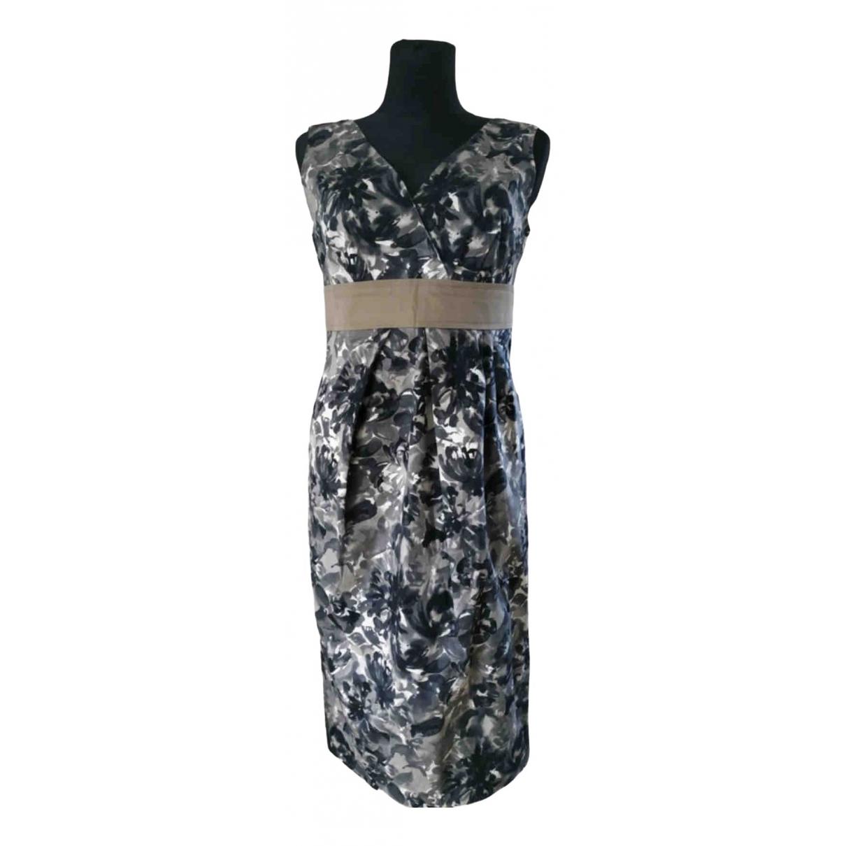 Max Mara \N Kleid in  Bunt Baumwolle