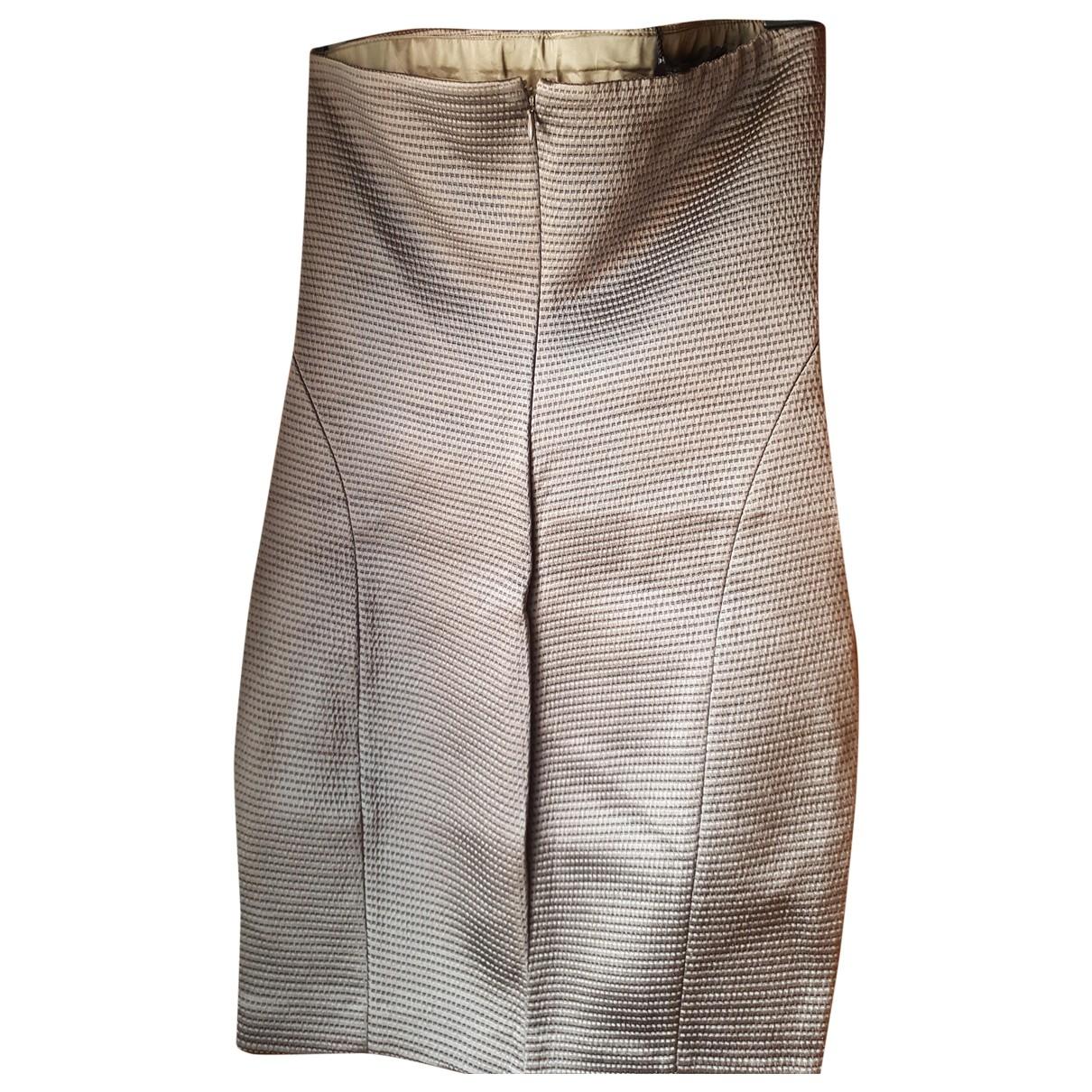 Patrizia Pepe - Robe   pour femme en coton - elasthane