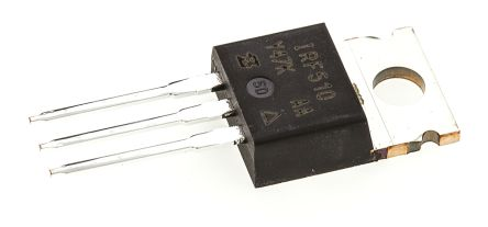 Vishay N-Channel MOSFET, 5.6 A, 100 V, 3-Pin TO-220AB  IRF510PBF (10)