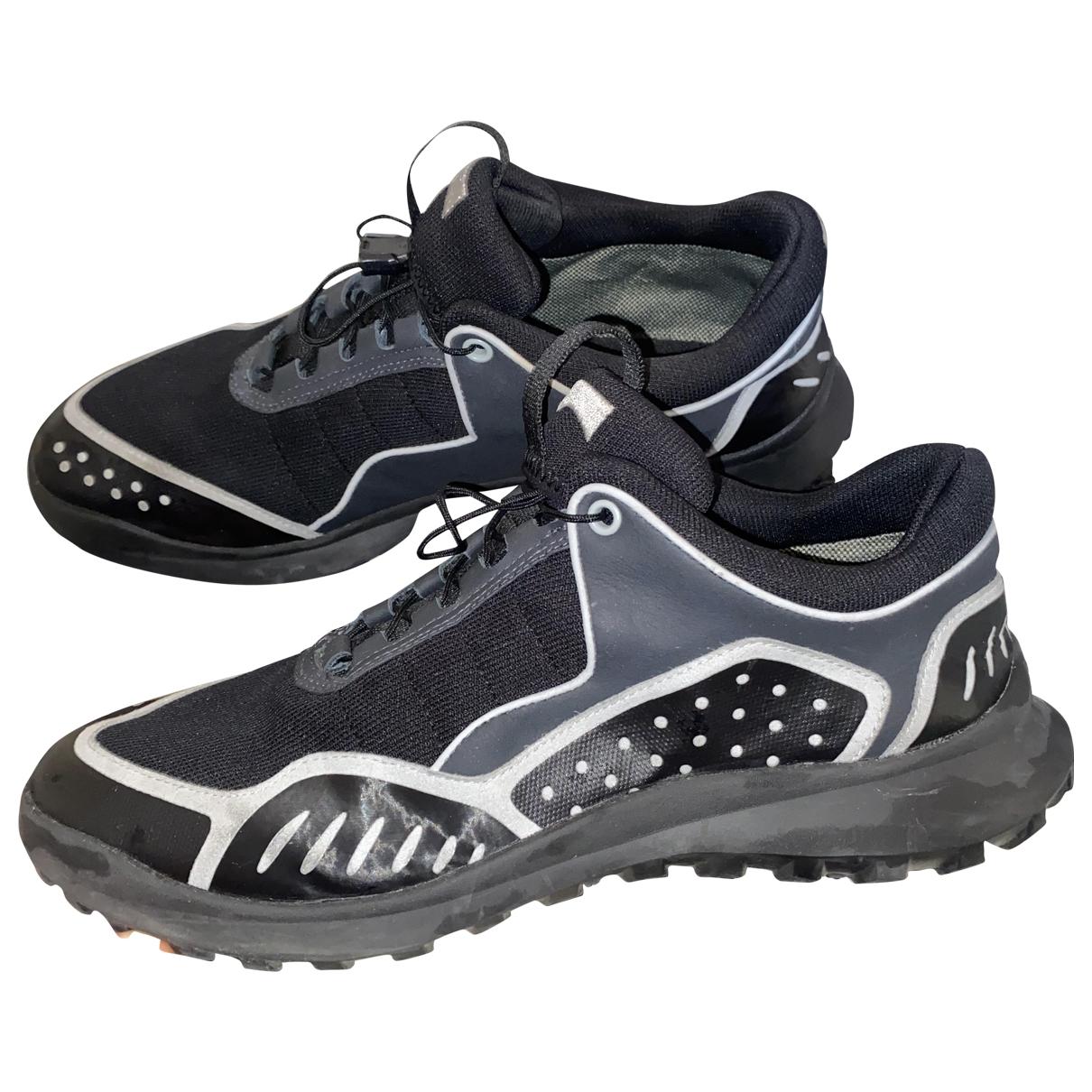 Camper \N Sneakers Schwarz