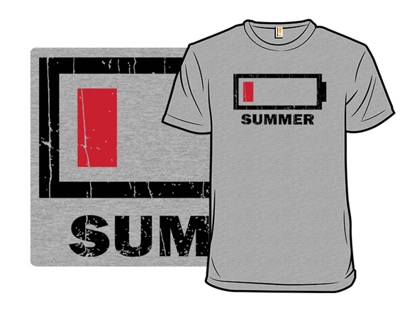 Out Of Summer T Shirt