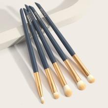 5 Stuecke Lidschatten Makeup Pinsel Set