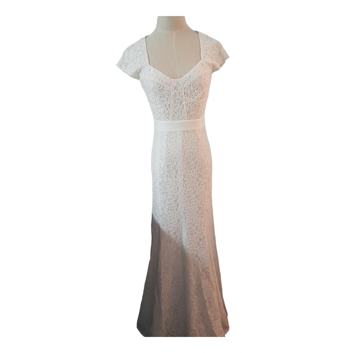 Maxi vestido de Encaje Diane Von Furstenberg