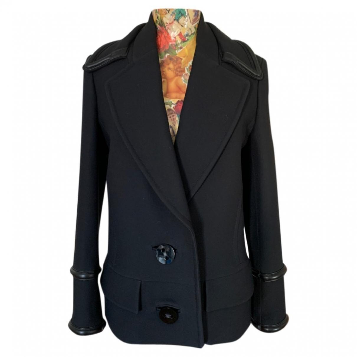 Fendi - Veste   pour femme en coton - noir