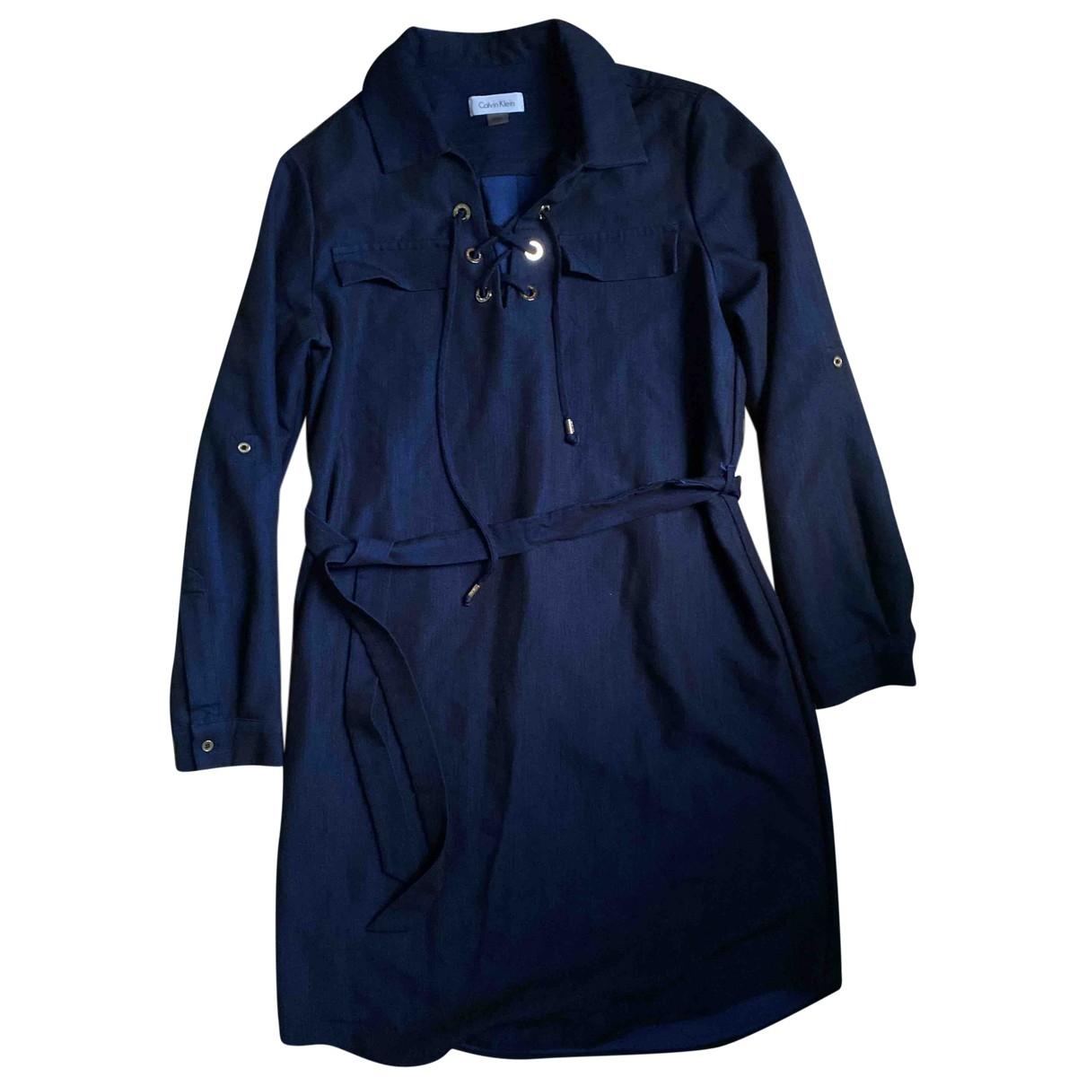 Calvin Klein \N Blue dress for Women 8 US
