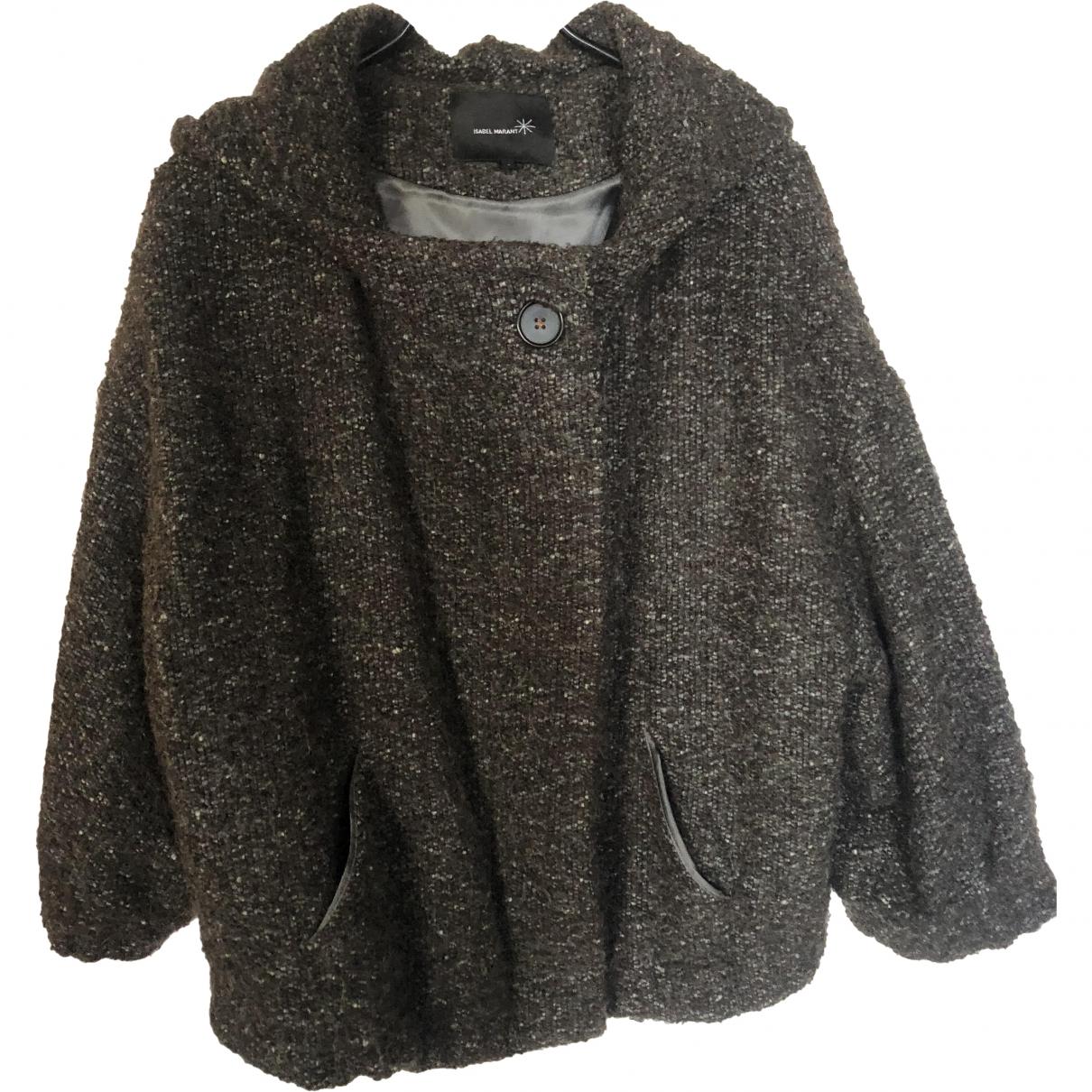 Isabel Marant \N Brown Wool jacket for Women 1 0-5